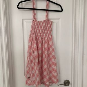 Roxy Dresses - Red and White Roxy sundress size Medium